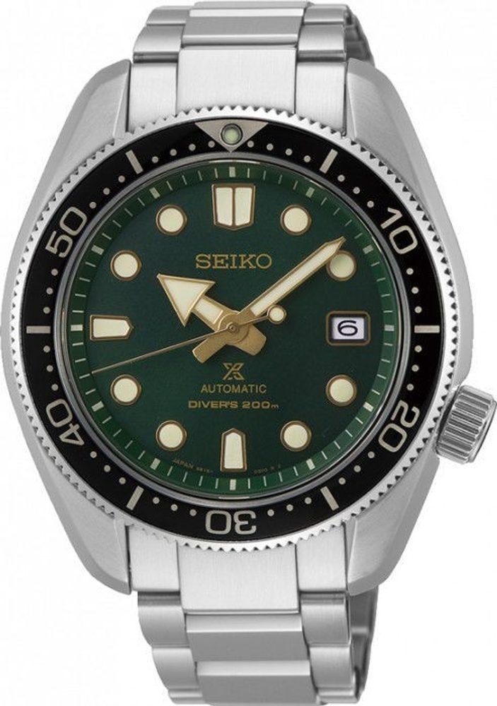 Seiko SPB105J1 Dark Green Sunset Special Edition + 5 let záruka, pojištění hodinek ZDARMA
