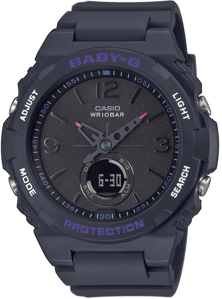 Casio Baby-G BGA-260-1AER + 5 let záruka, pojištění hodinek ZDARMA
