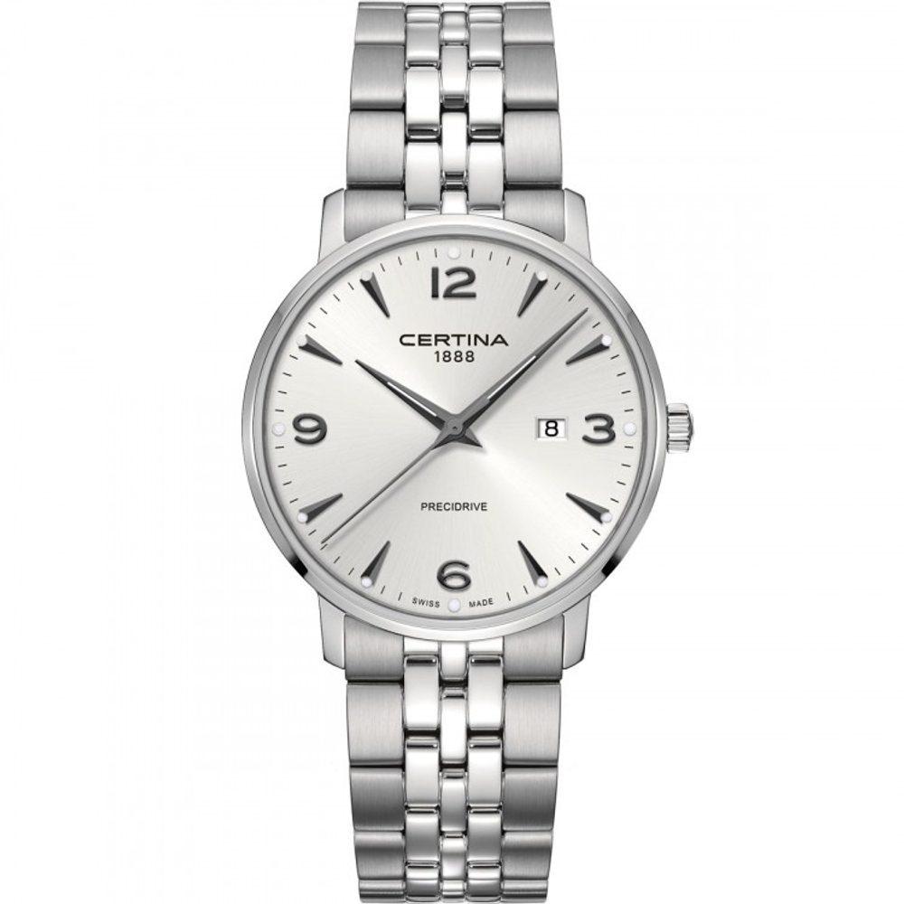Certina DS Caimano C035.410.11.037.00 + 5 let záruka, pojištění hodinek ZDARMA