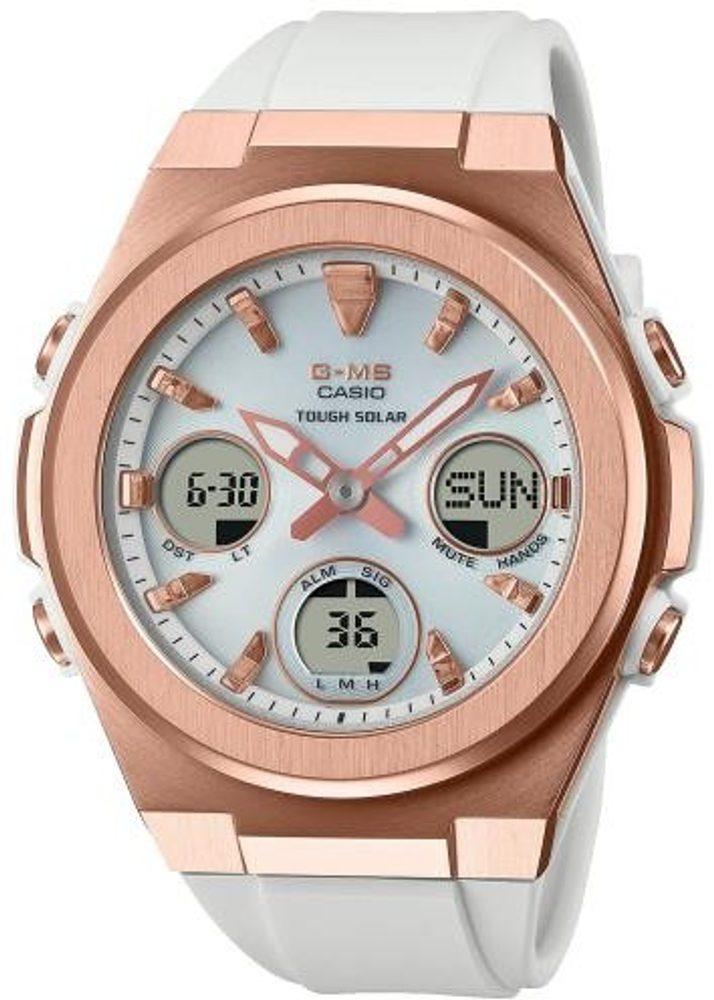 Casio Baby-G MSG-S600G-7AER + 5 let záruka, pojištění hodinek ZDARMA