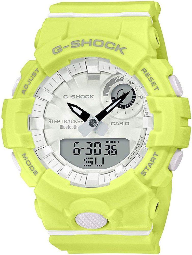 Casio GMA-B800-9AER + 5 let záruka, pojištění hodinek ZDARMA