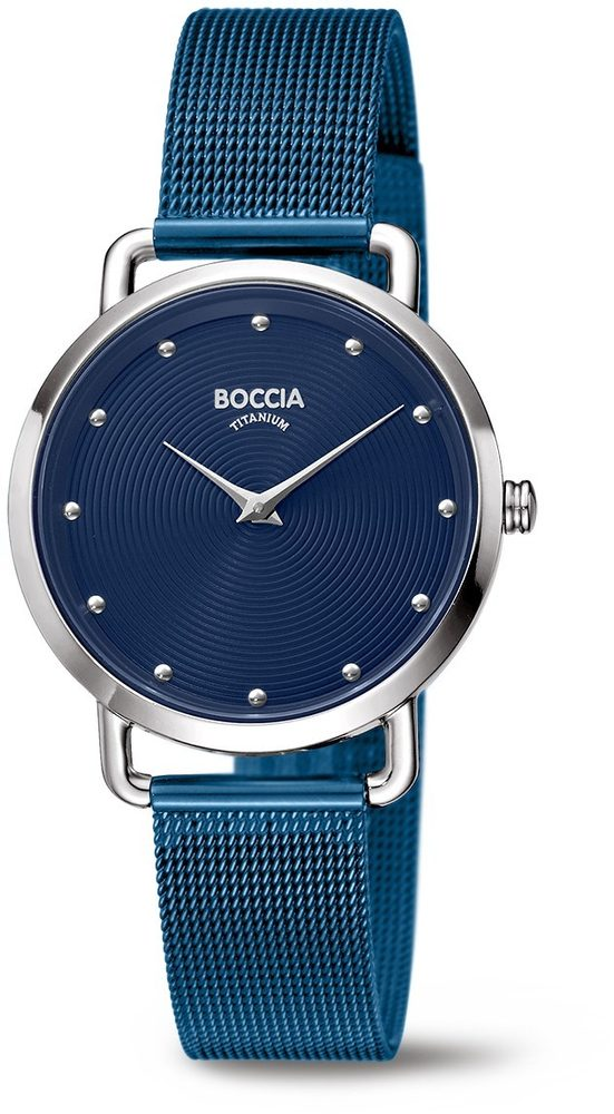 Boccia Titanium 3314-07 + 5 let záruka, pojištění hodinek ZDARMA