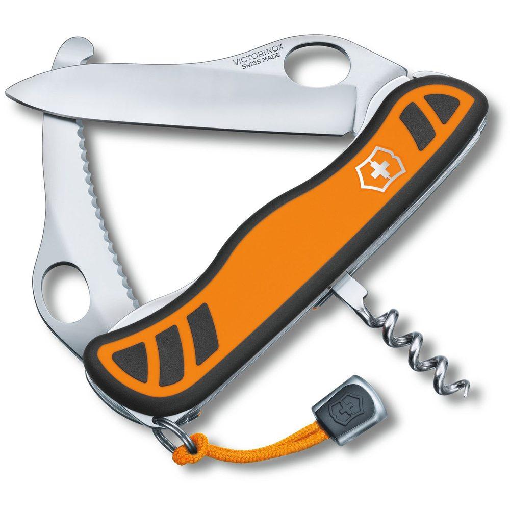 Victorinox SA Nůž Victorinox Hunter XS Orange/Black + 5 let záruka, pojištění hodinek ZDARMA