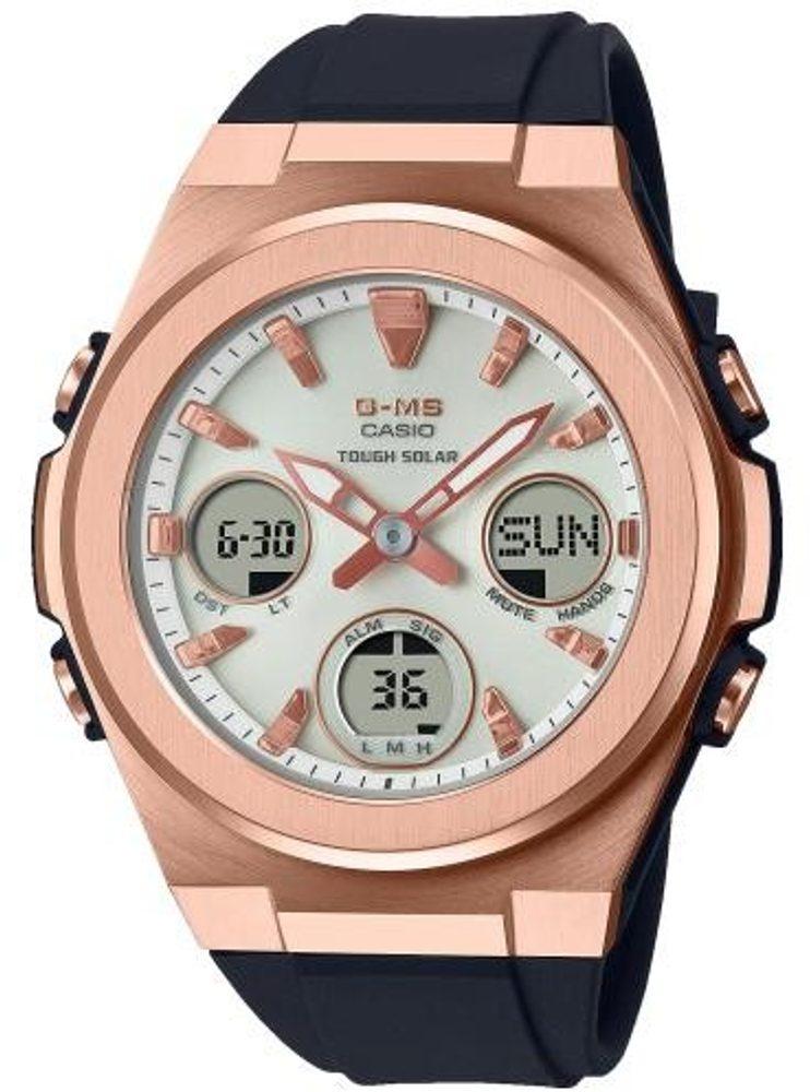 Casio Baby-G MSG-S600G-1AER + 5 let záruka, pojištění hodinek ZDARMA