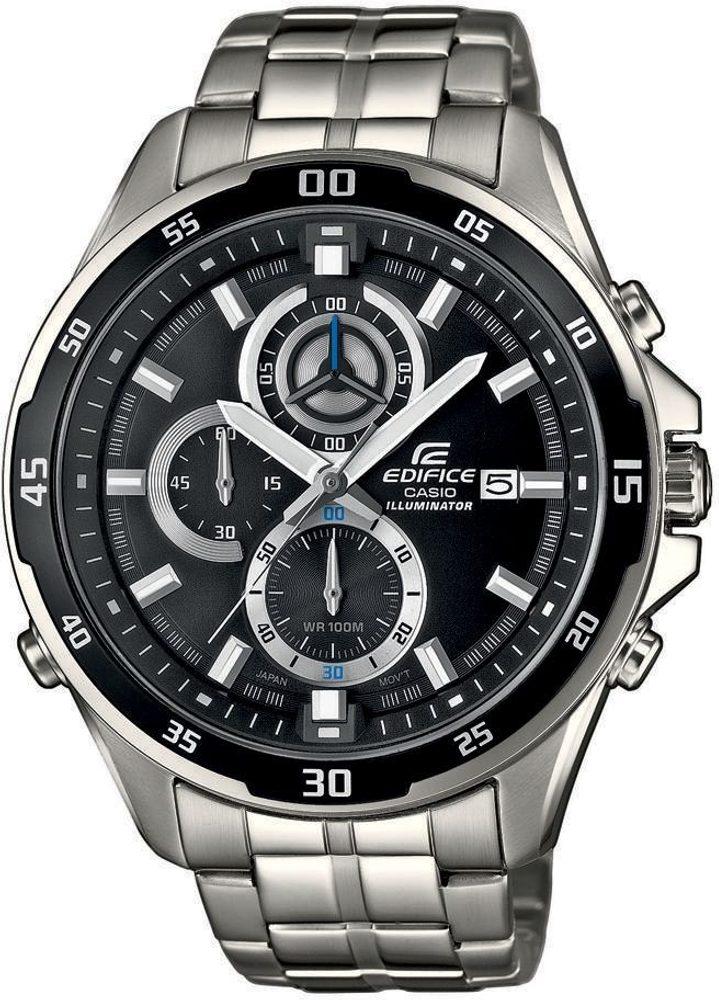 Casio EFR-547D-1AVUEF + 5 let záruka, pojištění hodinek ZDARMA
