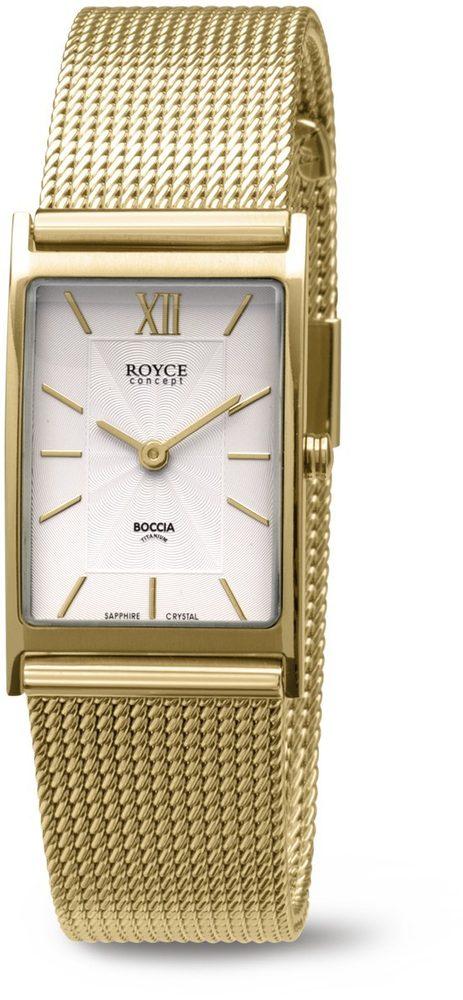Boccia Titanium 3285-06 + 5 let záruka, pojištění hodinek ZDARMA