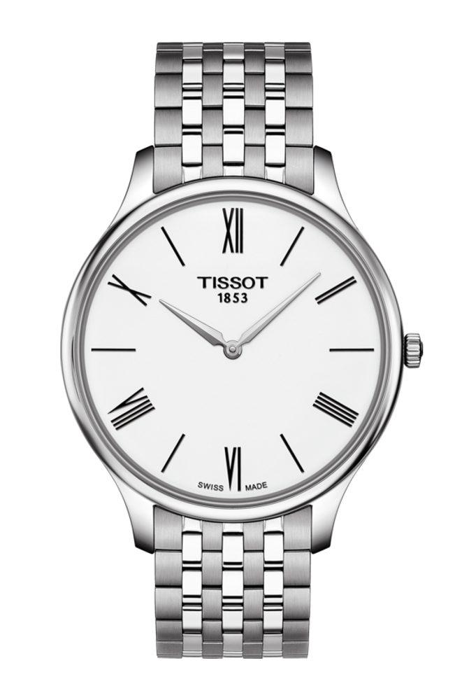 Tissot Tradition 2018 T063.409.11.018.00 + 5 let záruka, pojištění hodinek ZDARMA