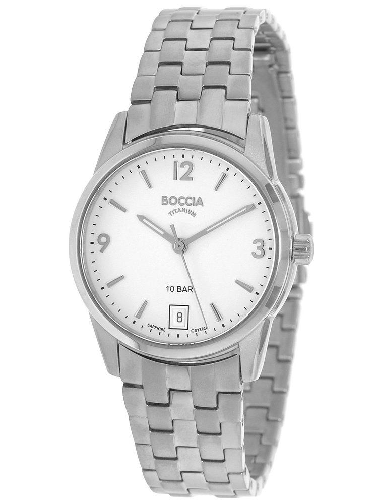 Boccia Titanium 3272-03 + 5 let záruka, pojištění hodinek ZDARMA