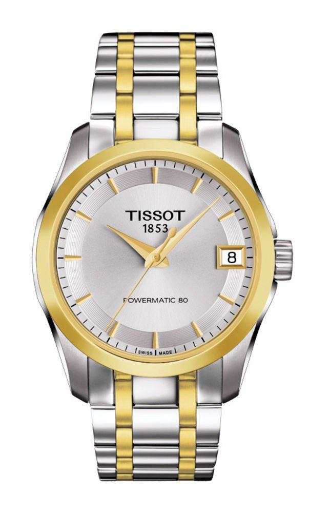 Levně Tissot Couturier Automatic T035.207.22.031.00