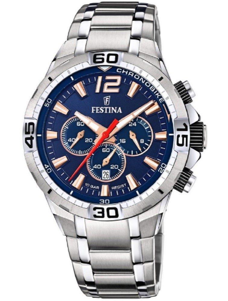 Festina Chrono Bike 20522/4 + 5 let záruka, pojištění hodinek ZDARMA