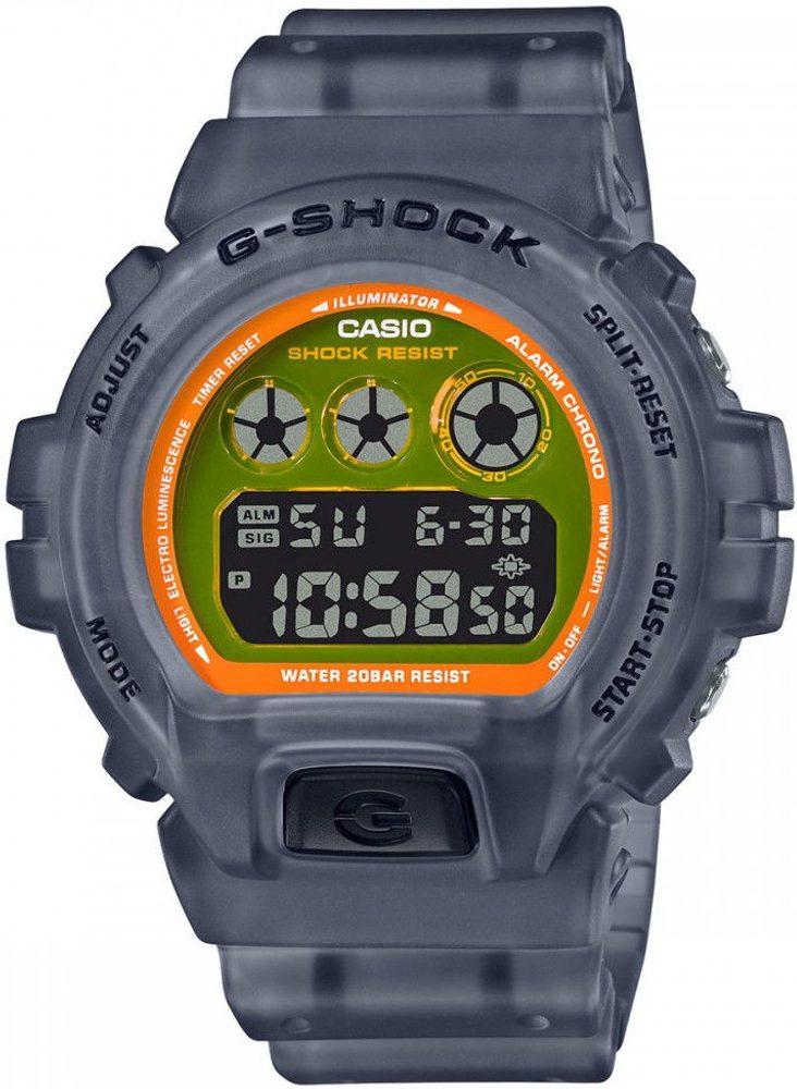 Casio G-Shock DW-6900LS-1ER + 5 let záruka, pojištění hodinek ZDARMA