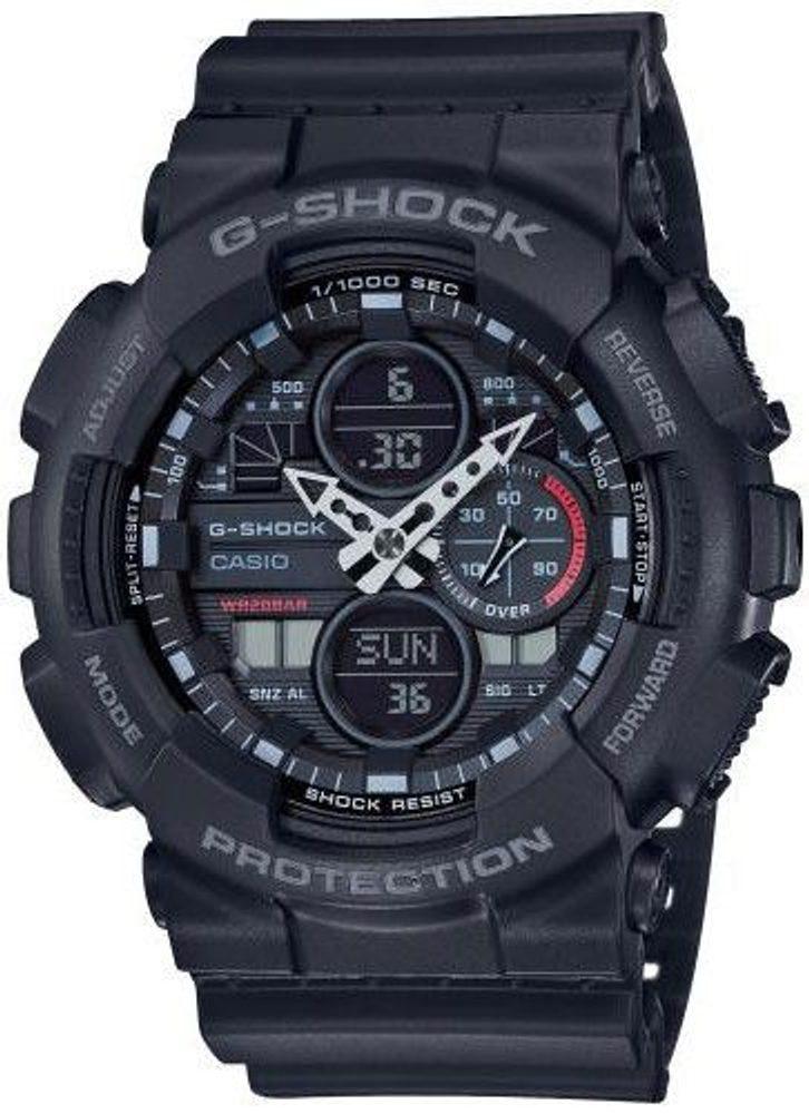 Casio GA-140-1A1ER + 5 let záruka, pojištění hodinek ZDARMA