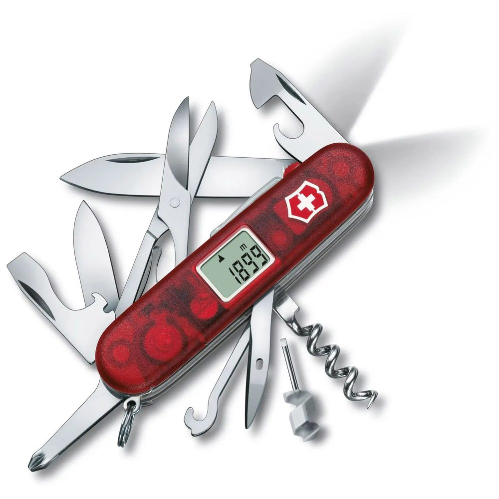 Victorinox SA Nůž Victorinox Traveller Lite + 5 let záruka, pojištění hodinek ZDARMA