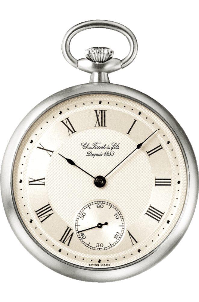 Tissot Lepine Mechanical T82.7.409.33 + 5 let záruka, pojištění hodinek ZDARMA
