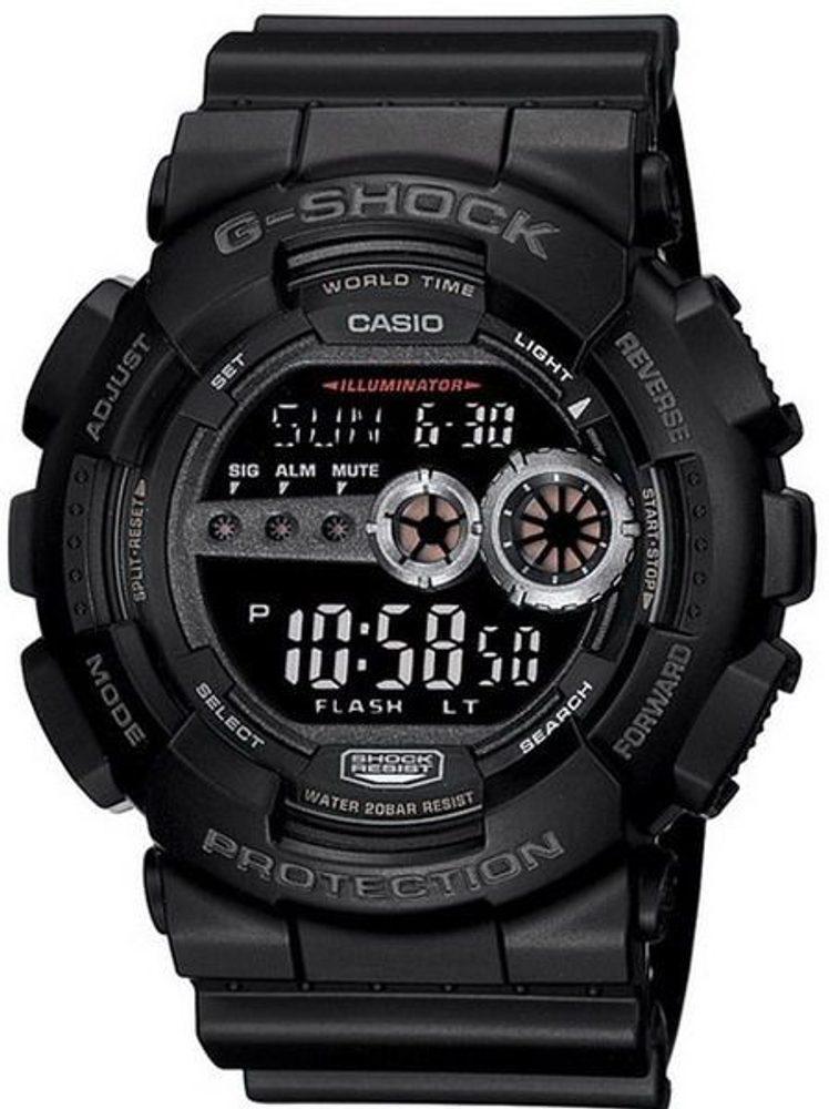 Casio GD-100-1BER + 5 let záruka, pojištění hodinek ZDARMA