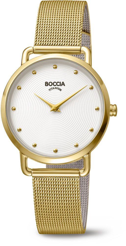 Boccia Titanium 3314-06 + 5 let záruka, pojištění hodinek ZDARMA