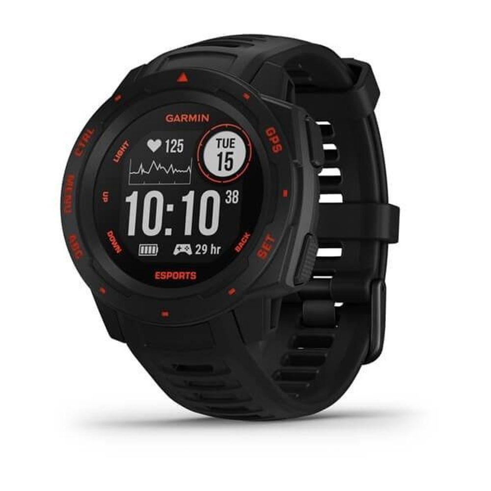 Garmin Instinct Esports Optic 010-02064-72 + 5 let záruka, pojištění hodinek ZDARMA