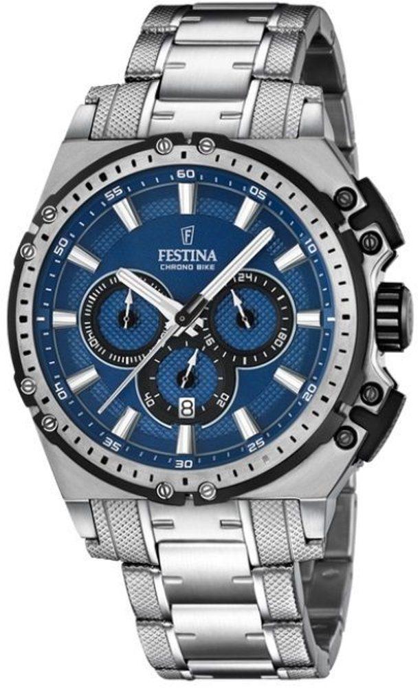 Festina Chrono Bike 16968/2 + 5 let záruka, pojištění hodinek ZDARMA