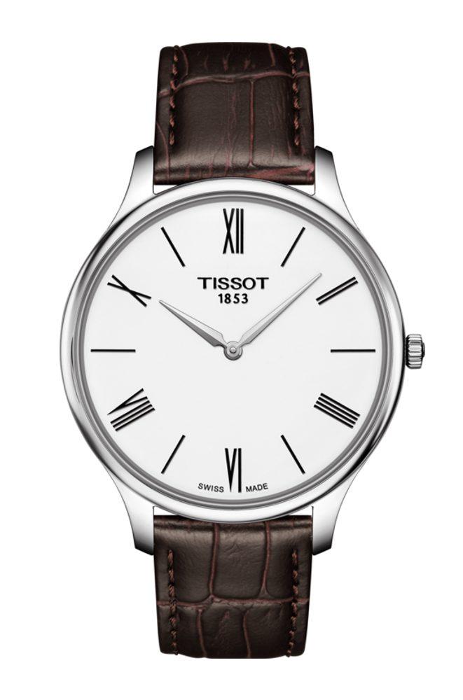 Tissot Tradition 2018 T063.409.16.018.00 + 5 let záruka, pojištění hodinek ZDARMA
