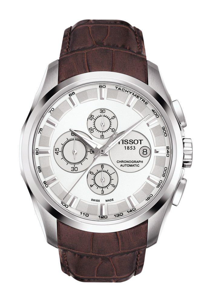 Tissot Couturier Automatic T035.627.16.031.00 + 5 let záruka, pojištění hodinek ZDARMA