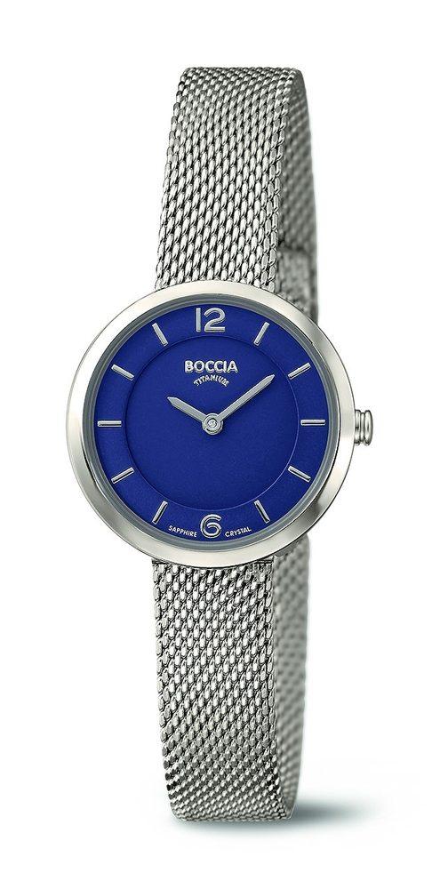 Boccia Titanium 3266-05 + 5 let záruka, pojištění hodinek ZDARMA