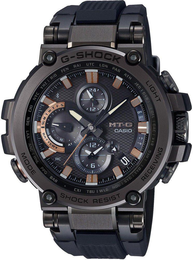 Casio MT-G MTG-B1000TJ-1AER Tai Chi + 5 let záruka, pojištění hodinek ZDARMA