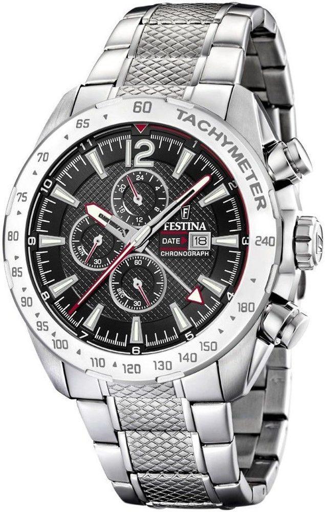 Festina Chrono Sport 20439/4 + 5 let záruka, pojištění hodinek ZDARMA
