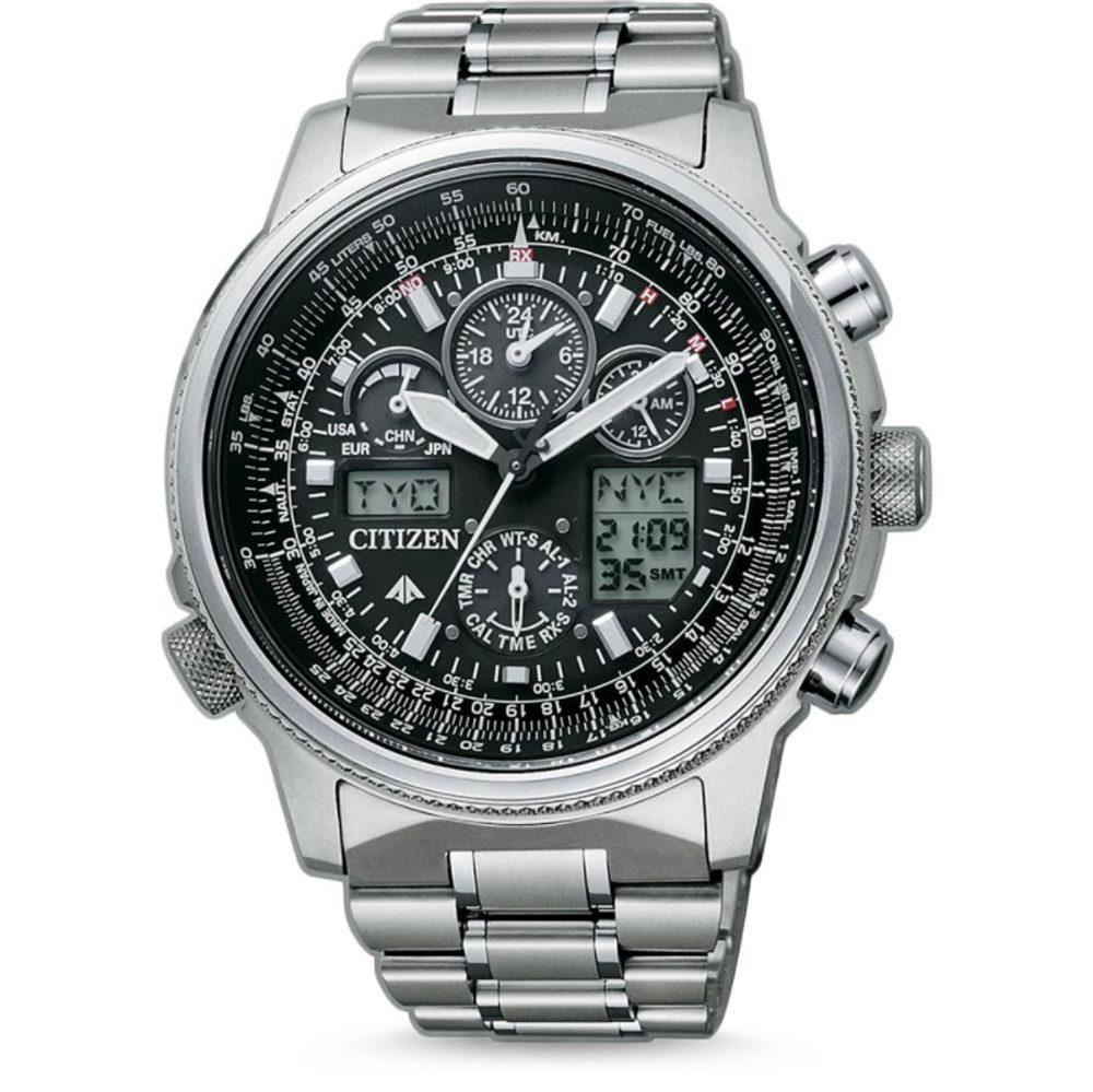 Citizen Promaster Pilot Global Radio Controlled JY8020-52E + 5 let záruka, pojištění hodinek ZDARMA