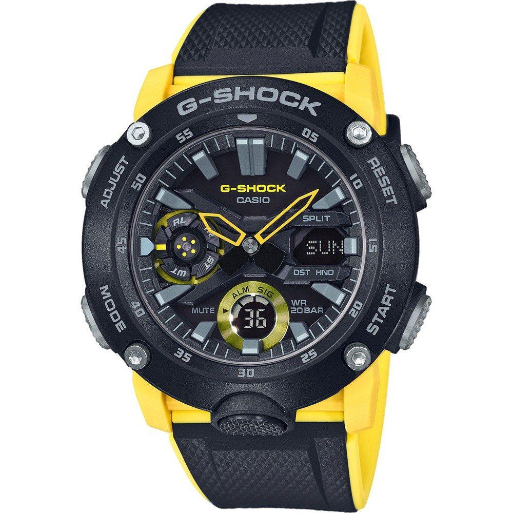 Casio GA-2000-1A9ER + 5 let záruka, pojištění hodinek ZDARMA