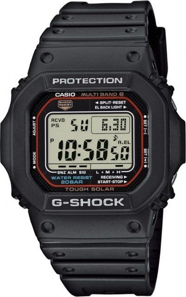Casio GW-M5610-1ER + 5 let záruka, pojištění hodinek ZDARMA
