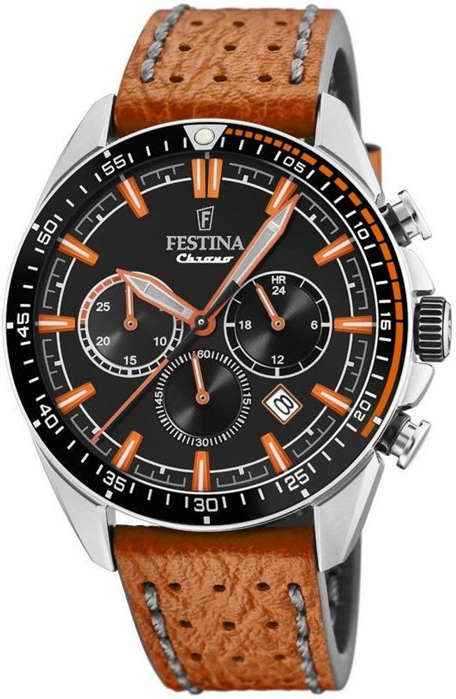 Festina Chrono Sport 20377/4 + 5 let záruka, pojištění hodinek ZDARMA