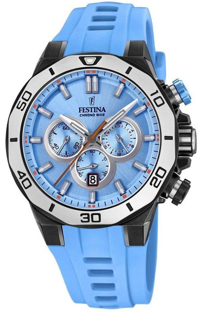 Festina Chrono Bike 20450/6 + 5 let záruka, pojištění hodinek ZDARMA