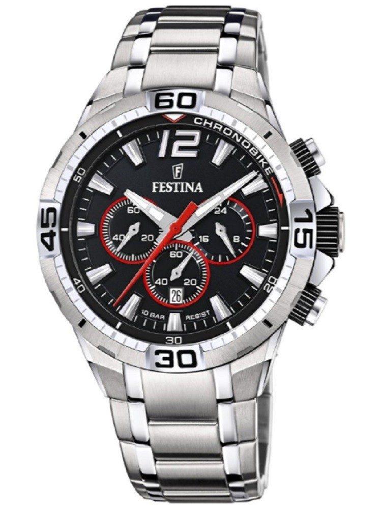 Festina Chrono Bike 20522/6 + 5 let záruka, pojištění hodinek ZDARMA