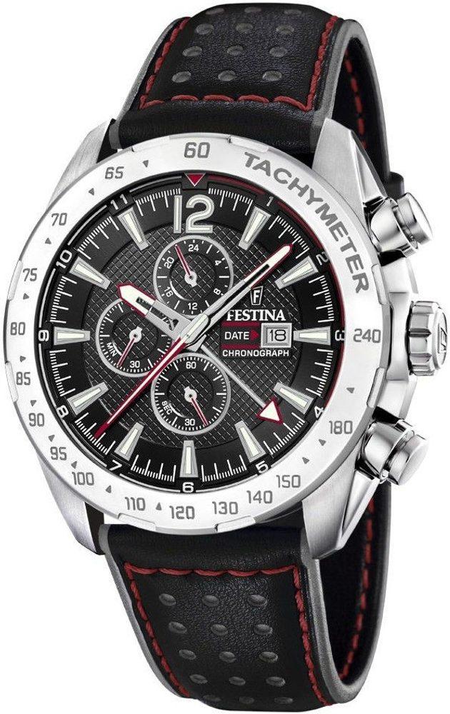 Festina Chrono Sport 20440/4 + 5 let záruka, pojištění hodinek ZDARMA