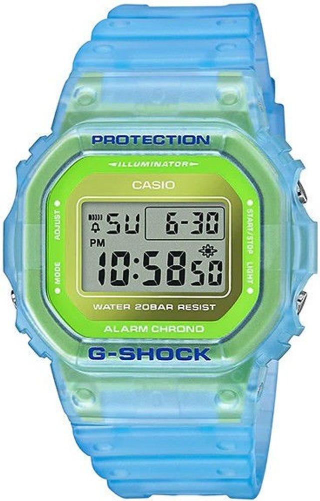 Casio G-Shock DW-5600LS-2ER + 5 let záruka, pojištění hodinek ZDARMA