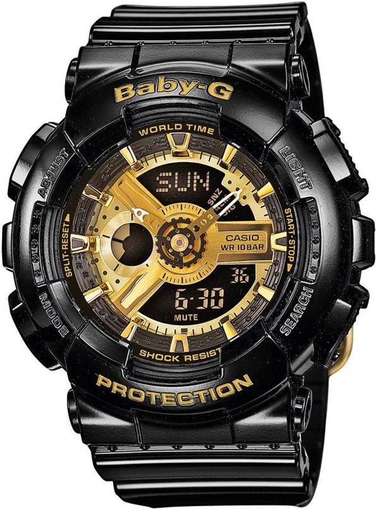 Casio BA-110-1AER + 5 let záruka, pojištění hodinek ZDARMA