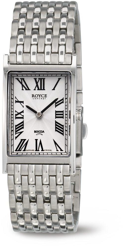 Boccia Titanium 3285-07 + 5 let záruka, pojištění hodinek ZDARMA