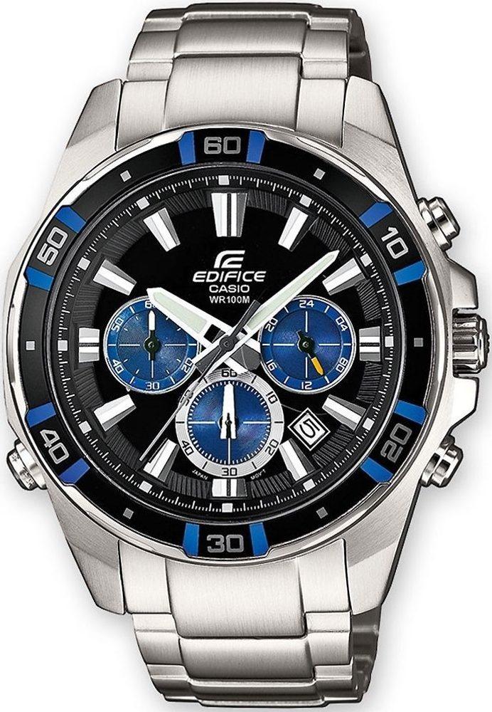Casio EFR-534D-1A2VEF + 5 let záruka, pojištění hodinek ZDARMA