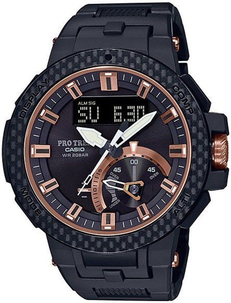 Casio Pro Trek PRW-7000X-1ER + 5 let záruka, pojištění hodinek ZDARMA