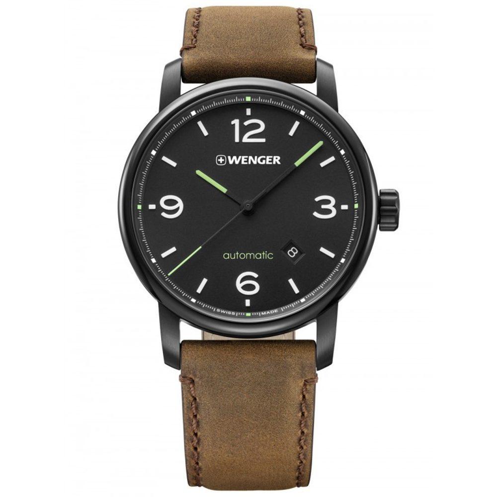 Wenger Urban Metropolitan Automatic 01.1746.102 + 5 let záruka, pojištění hodinek ZDARMA