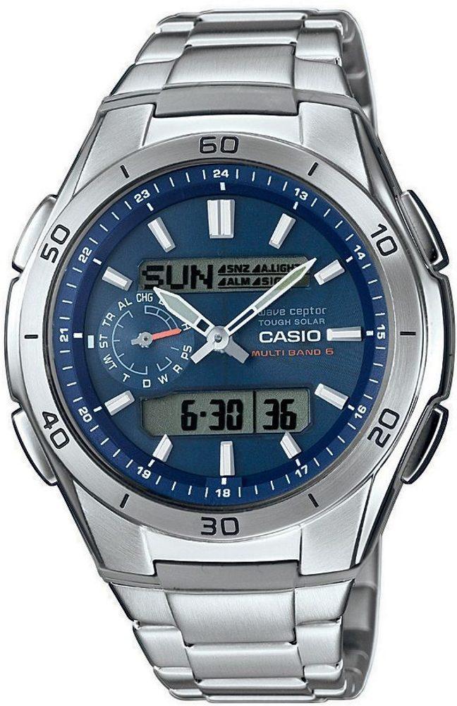 Casio WVA-M650D-2AER + 5 let záruka, pojištění hodinek ZDARMA