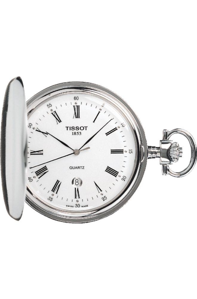 Tissot Savonnette T83.6.553.13 + 5 let záruka, pojištění hodinek ZDARMA