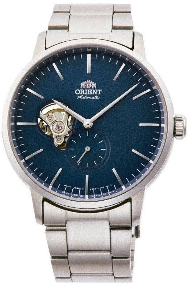 Orient Contemporary Semi-skeleton RA-AR0101L + 5 let záruka, pojištění hodinek ZDARMA