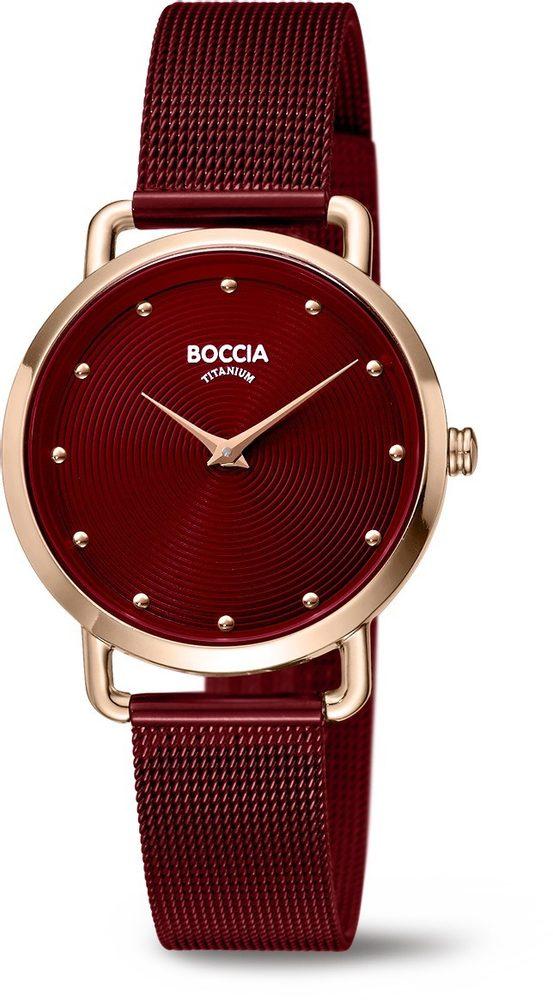 Boccia Titanium 3314-08 + 5 let záruka, pojištění hodinek ZDARMA