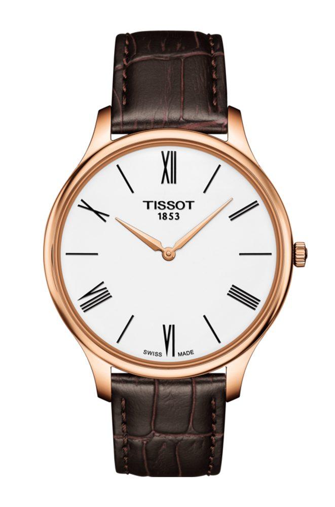 Tissot Tradition 2018 T063.409.36.018.00 + 5 let záruka, pojištění hodinek ZDARMA
