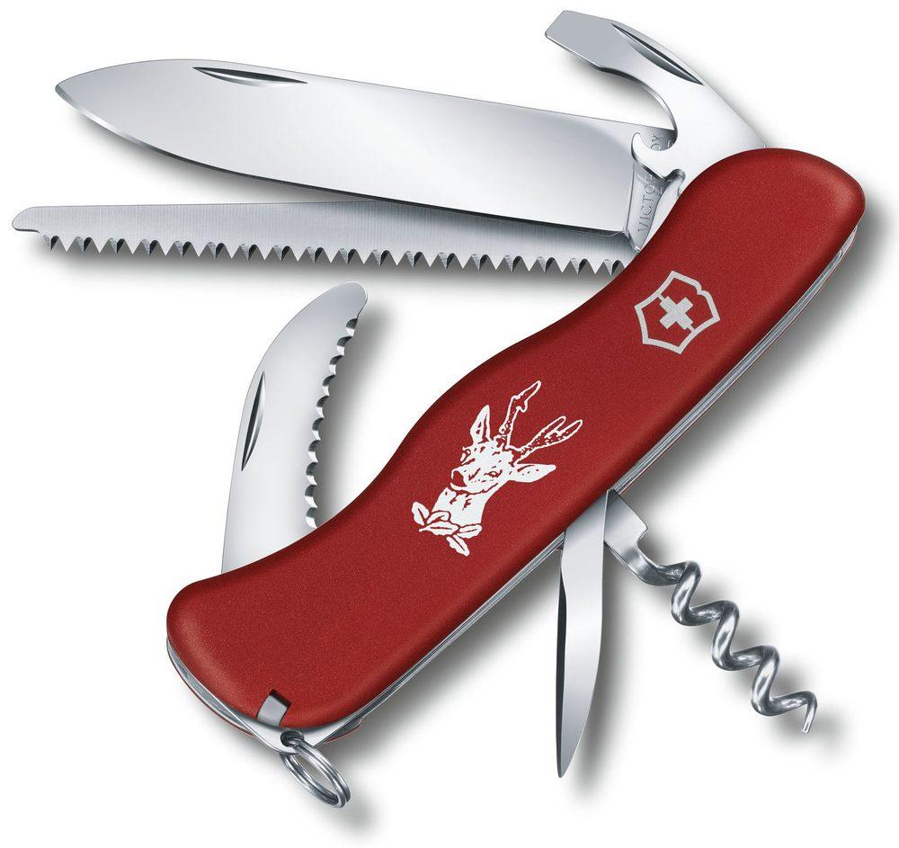 Victorinox SA Nůž Victorinox Hunter + 5 let záruka, pojištění hodinek ZDARMA
