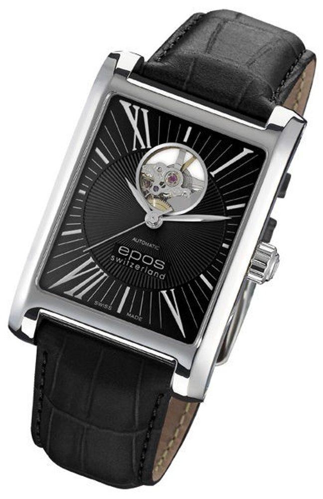 Epos Perfection 3399.133.20.25.25 + 5 let záruka, pojištění hodinek ZDARMA