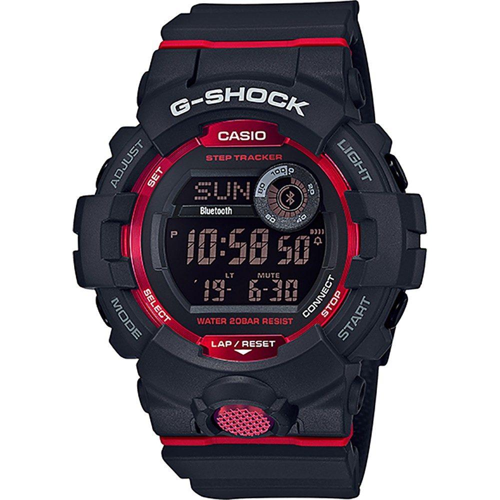 Casio G-Squad GBD-800-1ER + 5 let záruka, pojištění hodinek ZDARMA