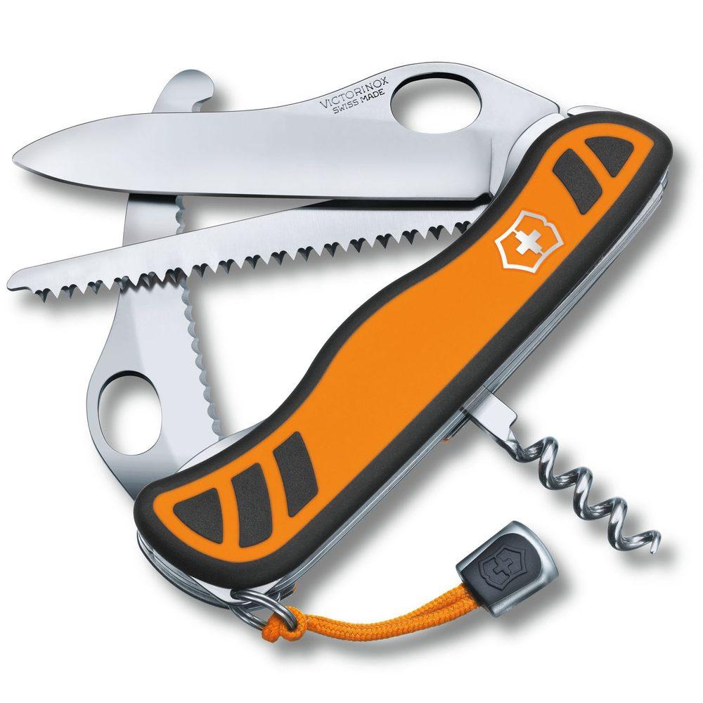 Victorinox SA Nůž Victorinox Hunter XT Orange/Black + 5 let záruka, pojištění hodinek ZDARMA