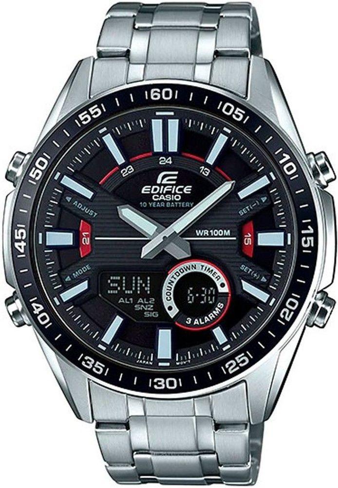 Casio EFV-C100D-1AVEF + 5 let záruka, pojištění hodinek ZDARMA
